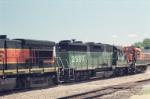 BNSF 2897