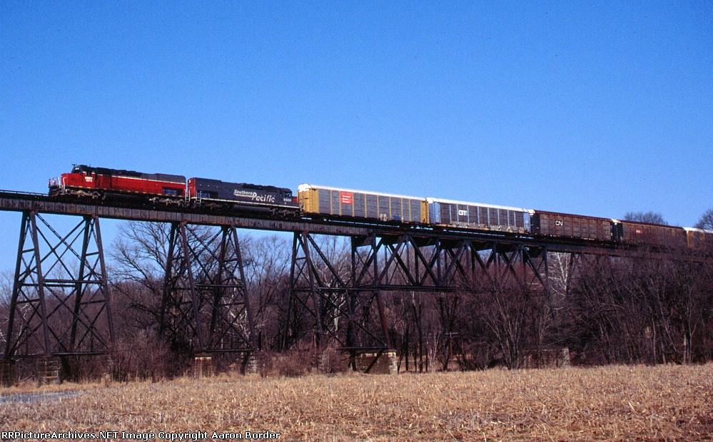 The (in)famous Quincy High Bridge
