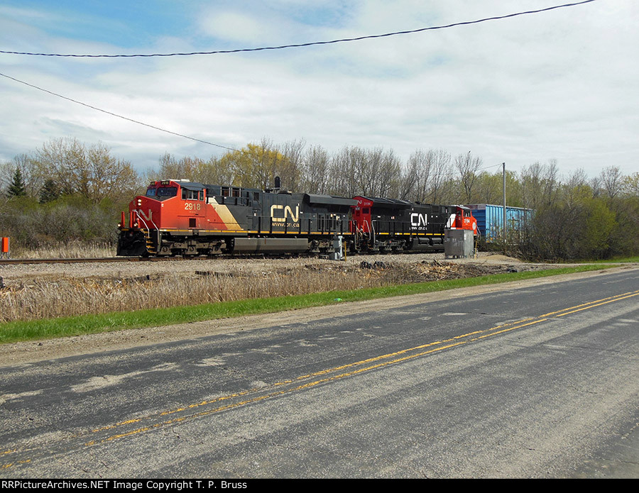CN 2918 and CN 3194