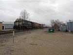 NS 7666, BNSF 4933, BNSF 6037