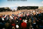"Union Pacific ""Golden Spike"" ceremony"