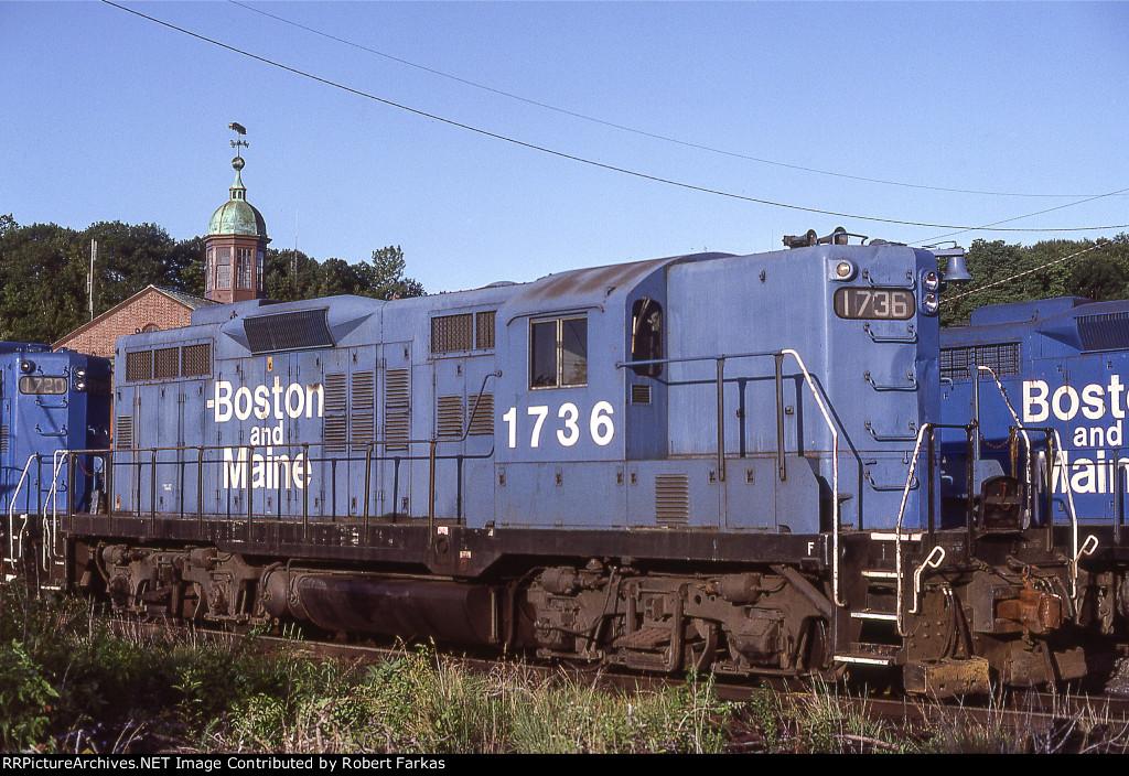 B&M 1736