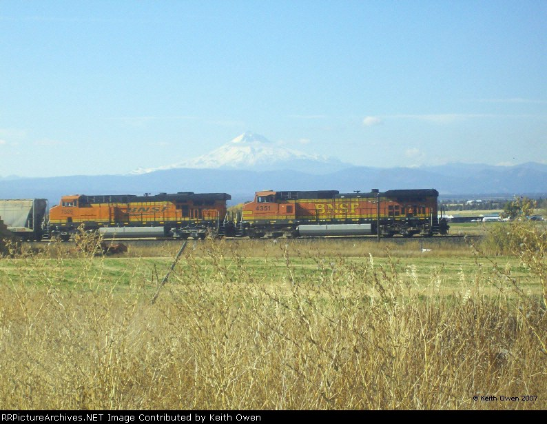 Distributed Power and Mt Jefferson