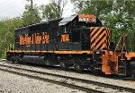 WE 7014 will pilot today's stone train.