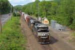 Daylight Freight on the Southern Tier