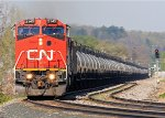 CN 2143 on the curve