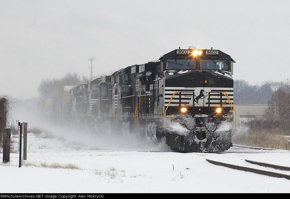 NS 9602 West