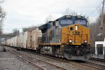 Eastbound juice and intermodal
