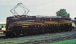 Ex-PRR 4800, GG-1, c. 1982