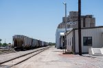 Farmrail tracks in Clinton