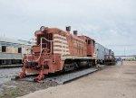 MKT Switcher at the Wichita Falls Railroad Museum