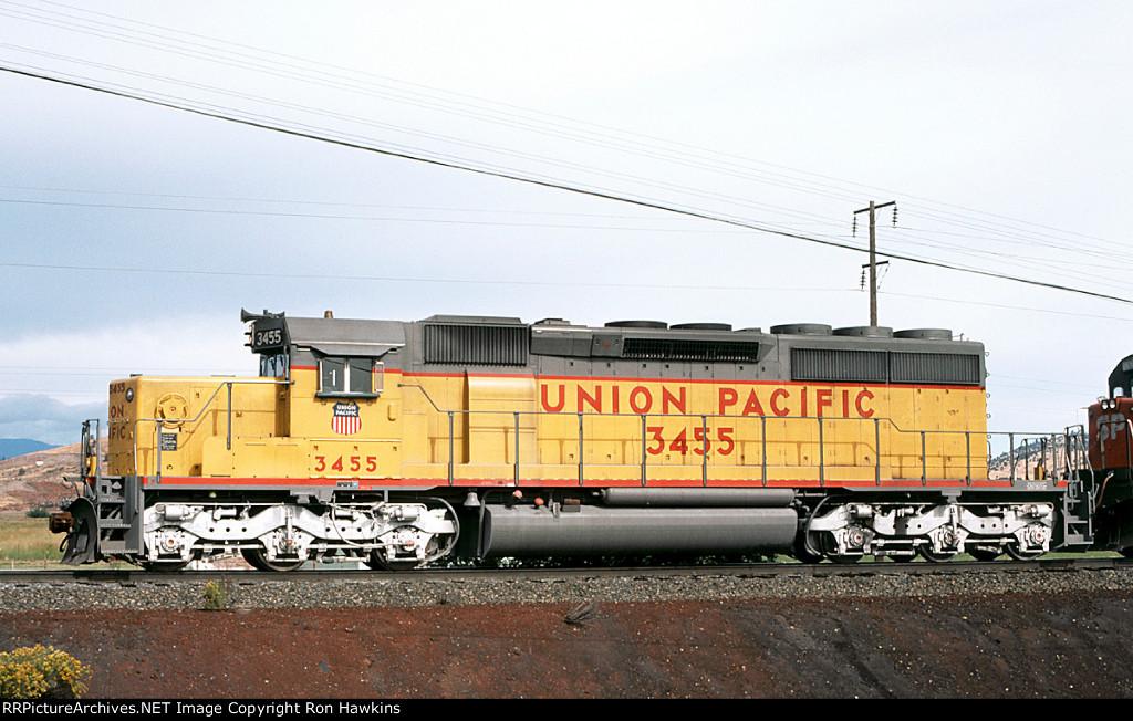 UP 3453