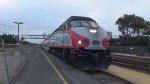 JPBX 928 Leads Caltrain 310