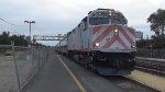 JPBX 903 Leads Caltrain 216