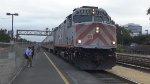 JPBX 906 Leads Caltrain 218
