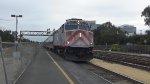 JPBX 901 Leads Caltrain 224