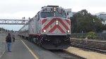 JPBX 909 Leads Caltrain 228