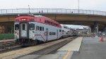 JPBX 112 Leads Caltrain 323