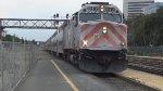 JPBX 917 Leads Caltrain 330