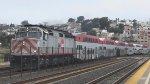 JPBX 916 Leads Caltrain 232