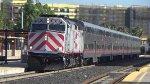 JPBX 908 Leads Caltrain 320