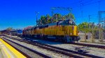 UP 792 Leads The Permanente Local
