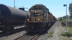 BNSF 1746 Leads Crew 4