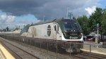 AMTK 1404 Leads Amtrak Cascades 502
