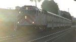 JPBX 919 Leads Caltrain 288