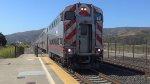 JPBX 4023 Leads Caltrain 135