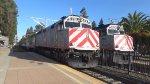 JPBX 918 Leads Caltrain 226
