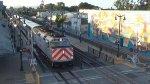 JPBX 918 Leads Caltrain 380