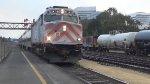 JPBX 919 Leads Caltrain 216