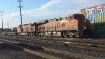 BNSF 7901 Leads a Baretable