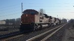 BNSF 8934 Leads a Coal Train