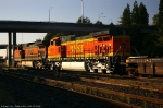 BNSF at Seattle WA