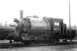 RDG 0-6-0T #1251 - Reading Co