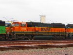 BNSF 1454, the one and only H1 variation of BNSF SD60Ms!