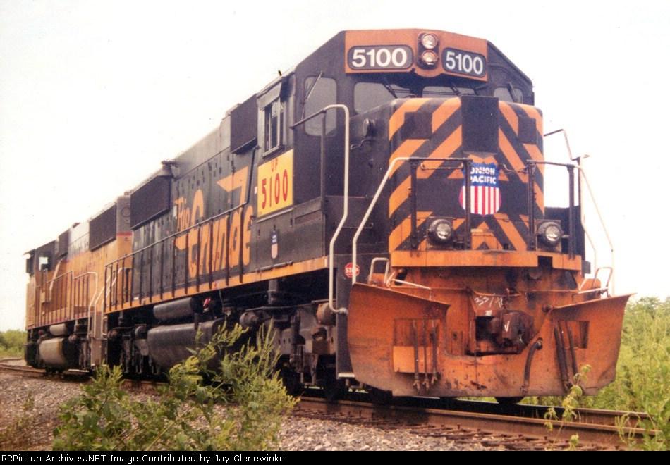 UP 5100