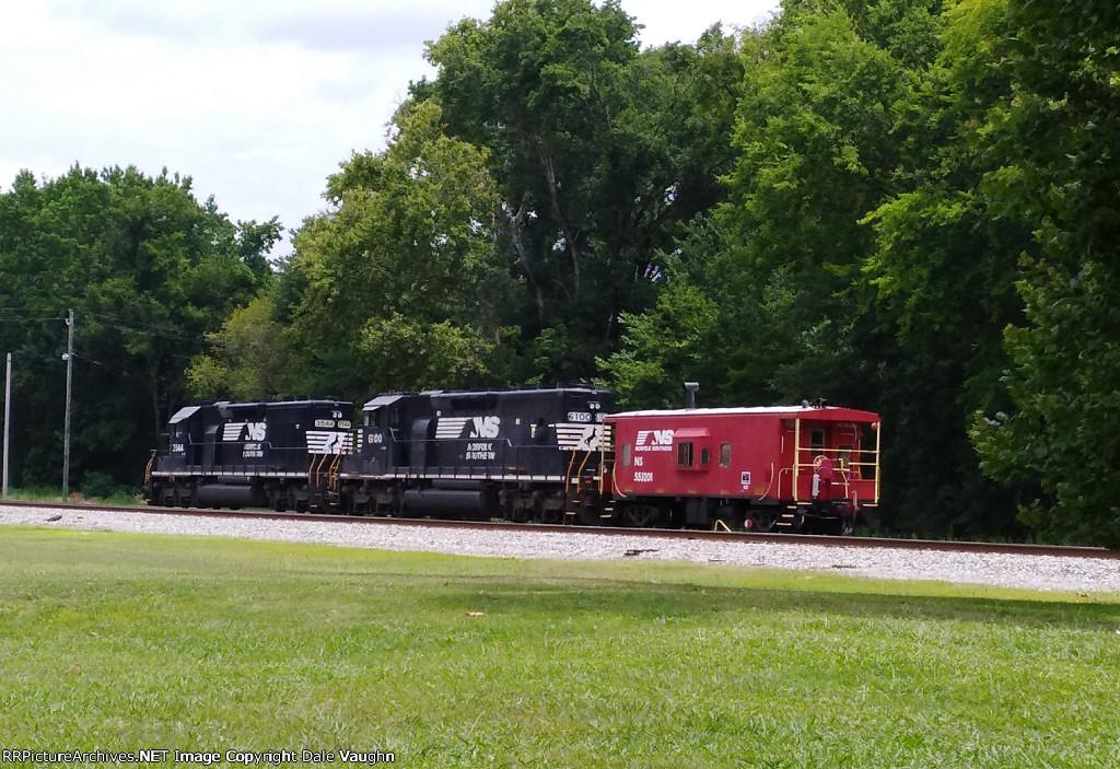 NS 3544 & NS 6100 & NS 555201