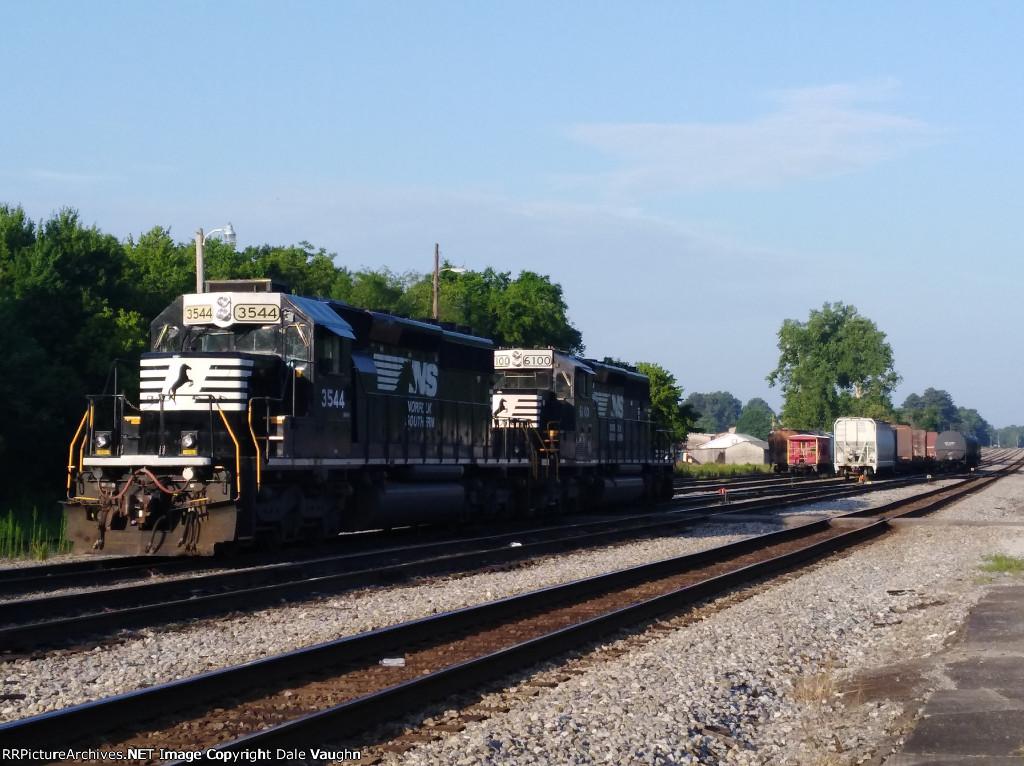 NS 3544 & NS 6100