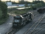 NS 5804 can't go into the industrial park anymore.