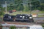 NS 5652, 2373 yard switching units