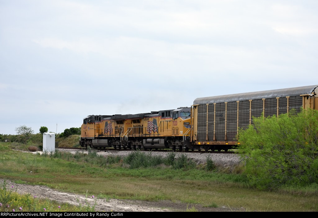 UP 6649 South