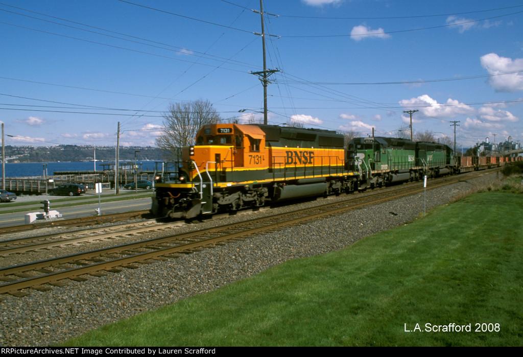 BNSF 7131 South