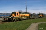 BNSF 2085 South