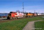 BNSF 785 South