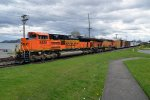 BNSF 8591 South