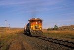 BNSF 9263 DPU