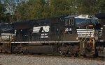 NS SD70M #2645